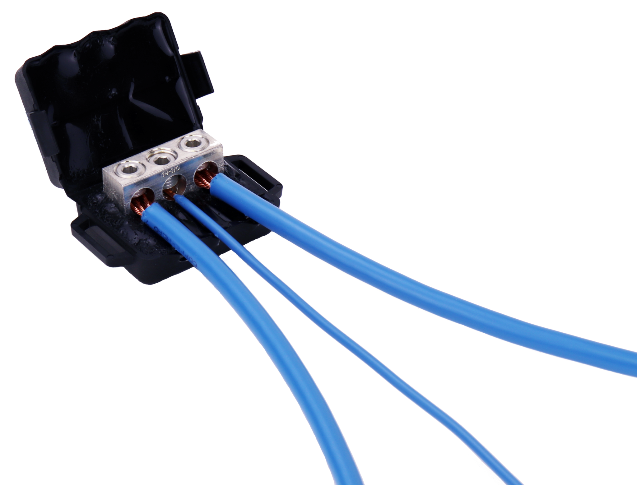 Pipe bursting tracer wire connector